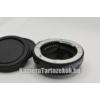 Kép 2/5 - m4/3 4/3 adapter - elektromos Micro 4/3 négyharmad (medium format) átalakító, 4/3-m4/3 - autofokusz