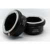Canon EF-M EOS-M Nikon adapter