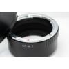 Nikon Z6 EOS konverter