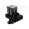 Kép 1/4 - Nikon EN-EL3e akkumulátor töltő