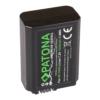 Sony A6000 A6300 A6400 A6500 A7 A7II akkumulátor