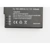Kép 4/5 - Panasonic GX80 akkumulátor - 1400 mAh DMW-BLC12, BLC12E