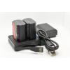 Sony NP FZ100 akkumulátor töltő