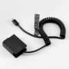 Panasonic BLC12E USB-C akkumulátor kábel