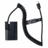 Canon LP-E6N USB-C akkumulátor adapter