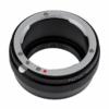 Canon EOSM Nikon átalakító