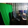 2x2m Fotós stúdió portré háttértartó T állvány - 70-200 cm