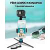 GoPro Hero 9 8 7 6 5 4 teleszkópos selfie bot