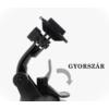 GoPro Hero autó szélvédő rögzítő