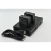 Kép 5/5 - GoPro Hero3 akkumulátor töltő