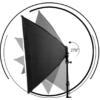 Kép 8/10 - Softbox 70x50cm szett 2m -es állvánnyal - Fotó studióvilágítás
