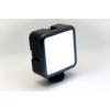 Ulanzi VL49 RGB LED lámpa - videólámpa színes Mini RGB LED - 2000mAh