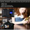 VILTROX L116T kamera video lámpa