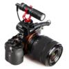 Fényképező puskamikrofon