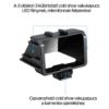 Sony E a6000 a6300 a6400 a6500 selfie monitor
