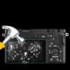 Kép 7/8 - Sony A6500 kijelzővédő üveg