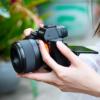 Kép 9/9 - Sony A7R kijelzővédő üveg