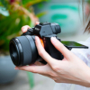 Kép 9/9 - Sony A7RIII kijelzővédő üveg