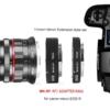 Meike MK-RF-AF macro adapter