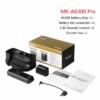 Sony A6300 markolat