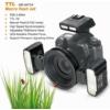 MEIKE Canon MK-MT24II-C makro vaku