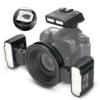 Nikon macro flash