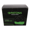 PATONA Panasonic DMW-BGG1 markolat