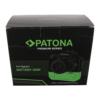Panasonic G9 grip