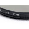 67 mm polárszűrő