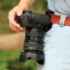 kamera öv gyorskioldó