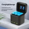 GoPro Hero9 akkumulátor töltő