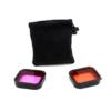 GoPro Hero 5 6 7 vízalatti piros szűrő filter