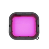 GoPro Hero 5 6 7 piros szűrő búvár filter