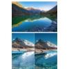 TELESIN GoPro Hero 5 6 7 CPL Polár szűrő kamera filter - GoPro polarizált lencse