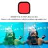 GoPro Hero 9 piros szűrő filter