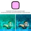GoPro 9 filter lencse