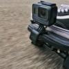 GoPro Hero 9 8 7 6 5 4 3 gördeszka rögzítő tartó klip