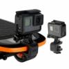 GoPro Hero 9 8 7 6 5 4 3 asztal rögzítő tartó klip
