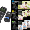 Nikon D7300 D7200 D7500 kapcsoló távkioldó