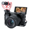 UURig SONY A6400 A6500 A6600 fém kamera rig-cage