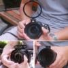 lens filter adapter 58mm