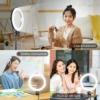 Kamera LED fény