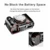 UURig Sony A7 III markolat-bővítő, A7III L bracket markolat grip