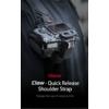 Ulanzi Claw Kamera öv táska gyors kioldó