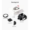 Ulanzi GoPro Hero 9 ABS ütésálló cage - G9-4 védő tok