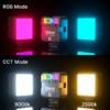 Kamera LED studió fény