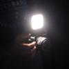 Kamera led lámpa
