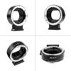 Viltrox Canon EOS R EOS átalakító