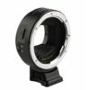 Canon EOS Sony E konverter