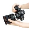 Nikon Z Canon EOS elektromos adapter